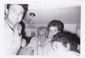 1962 trip to Greece.