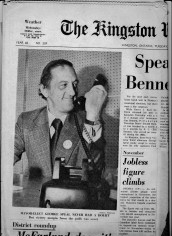 1972 municipal elections results newspaper article 2