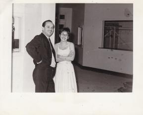 Beaver district 23 Convention May 18, 64. John Karkoulis , Maureen Sakell