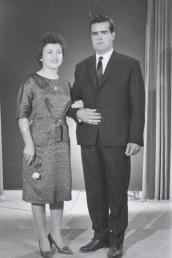 Bessie and Angelo Antonakos Engagement Photos (Paula's parents)