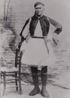 Dimitri Chiapantis , grand father of Chrysanthy, born in 1815
