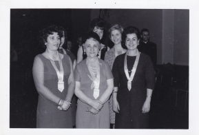 Feb 13 1996 - AHEPA meeting at the Masonic temple on Queen St 1