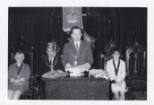 Feb 13 1996 - AHEPA meeting at the Masonic temple on Queen St 5