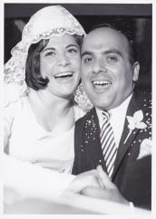 Fil and Maria Menikefs Wedding