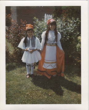 Folklore 73,Stacy and 9 & 6 years old