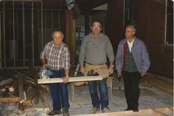 George Pandis et al.building bar