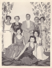 group photo of Speal, Karisand Sakel