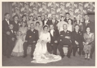 Group wedding photo of George &Effie (Eleftheria)