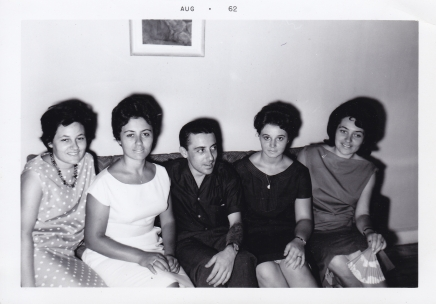 Mary Mayson and others 1962
