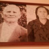 Paula's Maternal Grandparents, Melpomeni and Mihalis