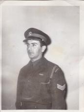 Spiro S. 1954, receiving C.D. Medal