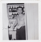 Spiro Sakell - 1956 Moffats Pharmacy - Princess and Clergy 3