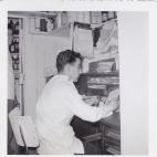 Spiro Sakell - 1956 Moffats Pharmacy - Princess and Clergy 4