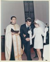 Ted Brousalis & Maria's wedding