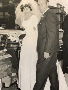 Toula and Louis Wedding 1