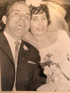 Toula and Louis Wedding 3