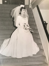 1963 Louis and Toula Wedding - at St George's - the last Greek wedding held at St. George's before the purchase of our church 11