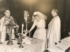 1963 Louis and Toula Wedding - at St George's - the last Greek wedding held at St. George's before the purchase of our church 5