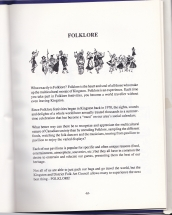 1992 Folklore Book 1