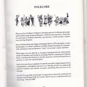 1992 Folklore Book 1