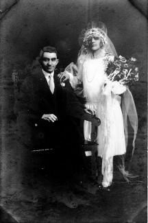 Emanuell and Maria Katinas wedding photo