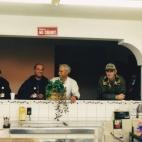 Pandellis Bettas at Olympia Billards