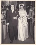 John and Julia Georgiadis; (Mary Johnson's sister)