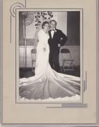 George and Effie Karis Wedding