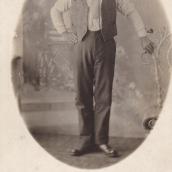 Louis Condos (Maria Maternal Grandfather)