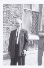Peter Karis - one of the first Greek's in Kingston. Maria's great uncle
