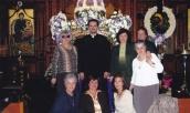 Philoptohos with Father Theologos