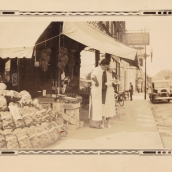Zakos Business Photo (Fruit and Vegetable Stand)