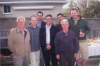 Chris, Gus, Jim, Toni, with Paul, Jim, and Dino (Chris's nephews)