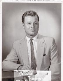 Photograph of Chris