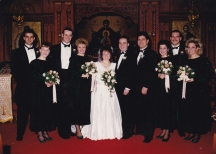Shelley and Jim's Wedding (Jim is Chris and Murva's son)