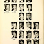 George N. Speal ,1958 Osgoode Hall Law School Yearbook